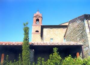 campanile e portico